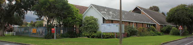 Bergvliet Methodist Church header image